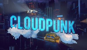 Cloudpunk cover