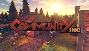 Community Inc cover