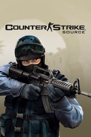 Counter-Strike: Source cover