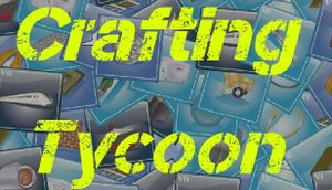 Crafting Tycoon cover