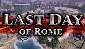 Last Day of Rome cover