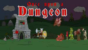 Once upon a Dungeon cover
