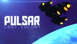 PULSAR: Lost Colony cover