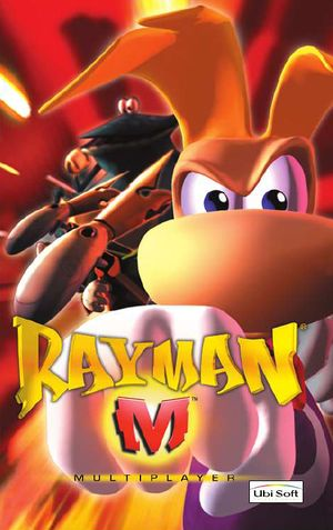 Rayman M cover
