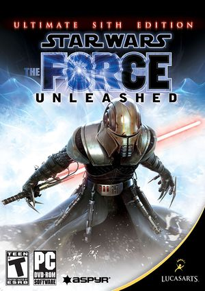 the force unleashed controls mac
