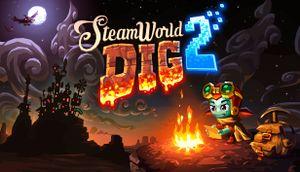 SteamWorld Dig 2 cover