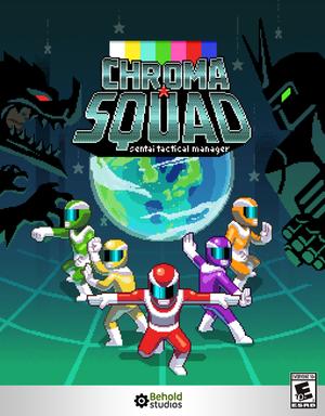 Chroma Squad cover