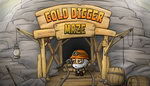 Gold Digger Maze cover