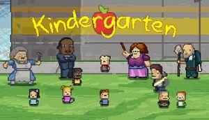 Kindergarten cover