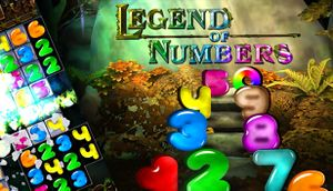 Legend of Numbers cover