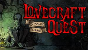 Lovecraft Quest - A Comix Game cover
