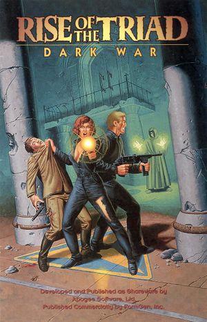 Rise of the Triad: Dark War cover