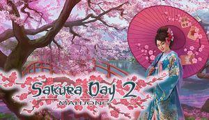 Sakura Day 2 Mahjong cover