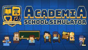Academia: School Simulator cover