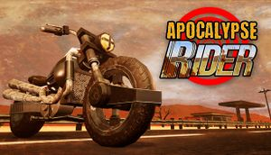 Apocalypse Rider cover