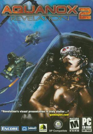 AquaNox 2: Revelation cover