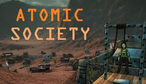 Atomic Society cover