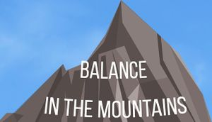 Balance In The Mountains cover