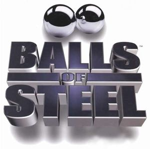 Balls of Steel cover
