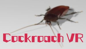 Cockroach VR cover