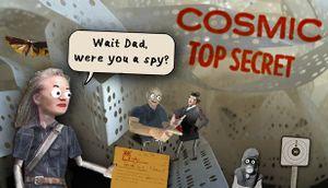 Cosmic Top Secret cover
