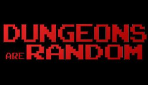 Dungeons Are Random cover