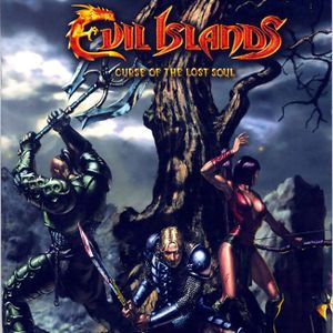 Evil Islands: Curse of the Lost Soul cover