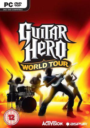 Guitar Hero: World Tour cover