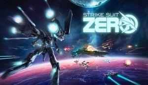Strike Suit Zero cover