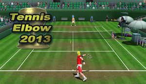 Tennis Elbow 2013 cover