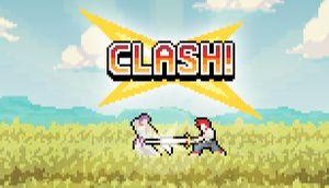 CLASH! - Battle Arena cover