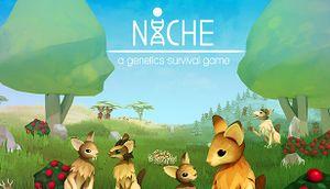Niche - a genetics survival game cover