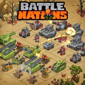 Battle Nations cover