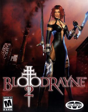 BloodRayne 2 cover
