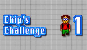 Chip's Challenge 1 cover