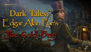 Dark Tales: Edgar Allan Poe's The Gold Bug cover