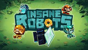 Insane Robots cover