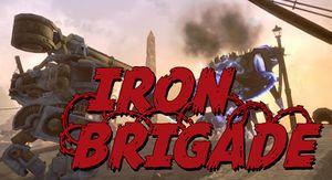 Iron Brigade cover