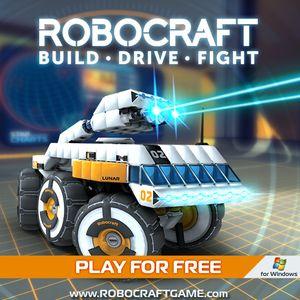 Robocraft cover