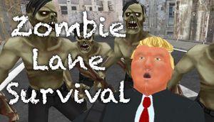 Zombie Lane Survival cover