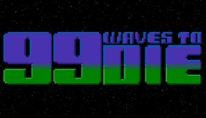99 Waves to Die cover