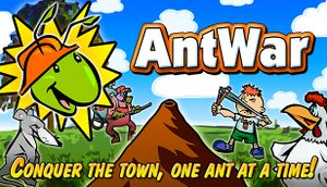 Ant War: Domination cover