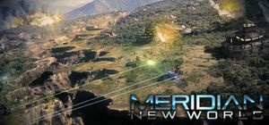 Meridian: New World cover