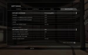 Tom Clancy's Rainbow Six: Vegas 2 - PCGamingWiki PCGW - bugs, fixes