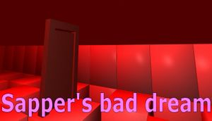 Sapper's Bad Dream cover