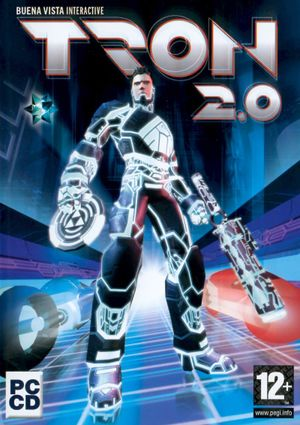 Tron 2.0 cover