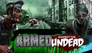 Armed Against the Undead cover