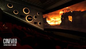 CINEVEO - VR Cinema cover