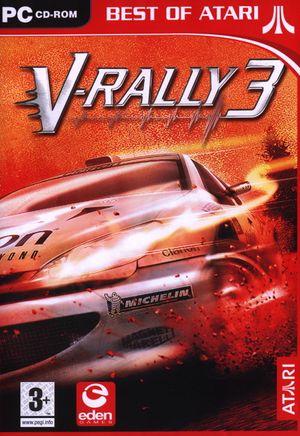 V-Rally 3 cover