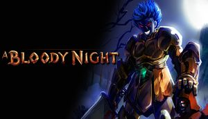 A Bloody Night cover